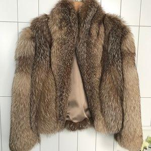 Jackets & Blazers - Gorgeous Fox Fur Coat